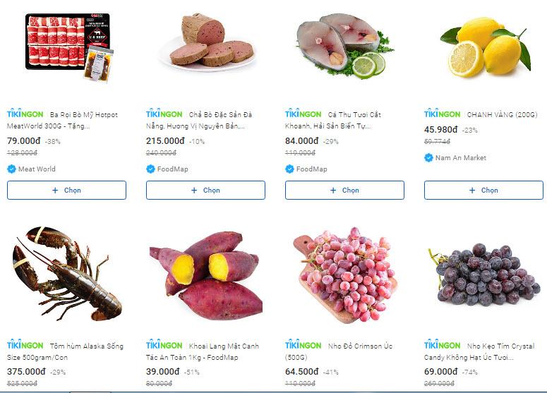 Nên chọn mua sản phẩm nào do TikiNGON phân phối?