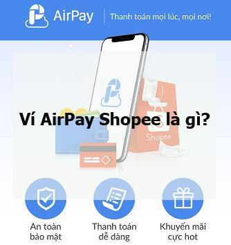 Ví AirPay Shopee là gì