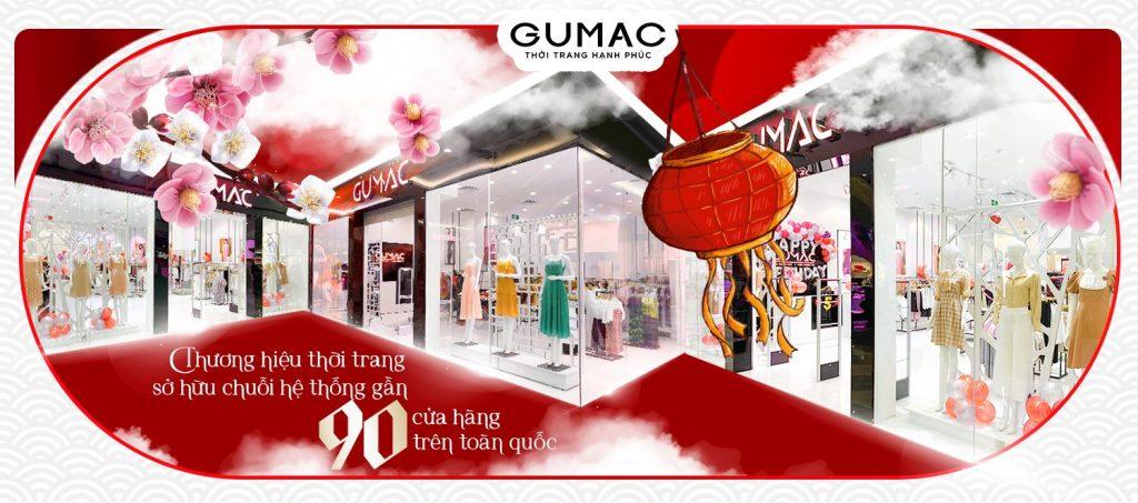 Mã giảm giá Gumac Shopee