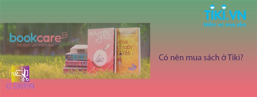 Có nên mua sách ở Tiki?