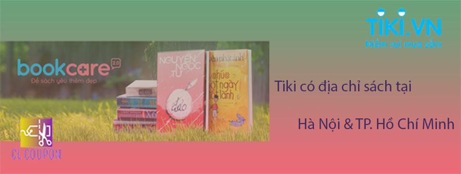 Địa chỉ nhà sách Tiki Hà Nội & TP. Hồ Chí Minh
