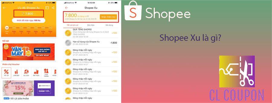 Shopee Xu là gì?